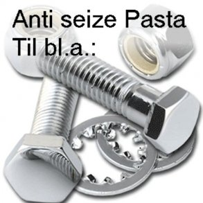 Anti seize Pasta