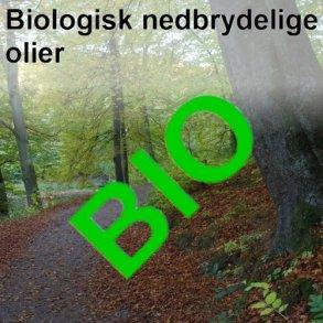 Biologisk nedbrydelige olier