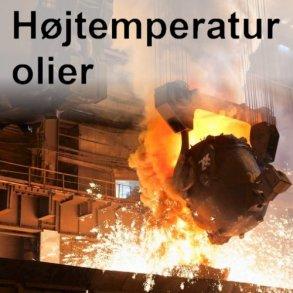 Højtemperatur olier