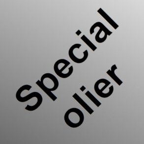 Special olier
